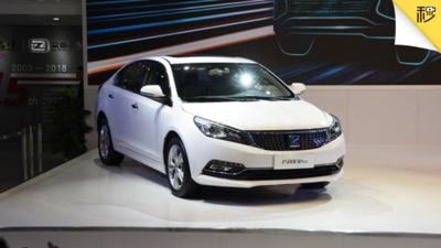 2018广州车展 众泰Z500EV Pro正式上市